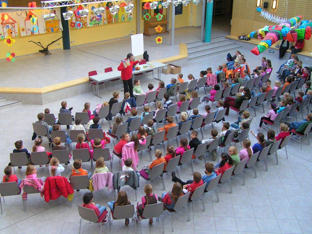 Palzki-Kids Lesung Reilingen