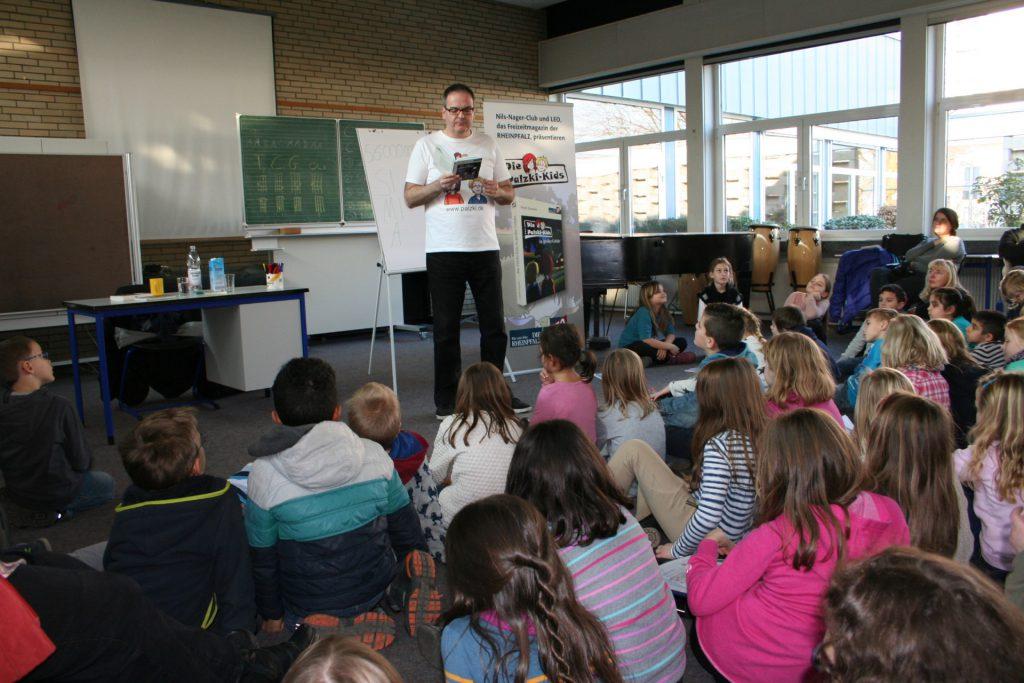 Kinderlesung Palzki-Kids Viernheim