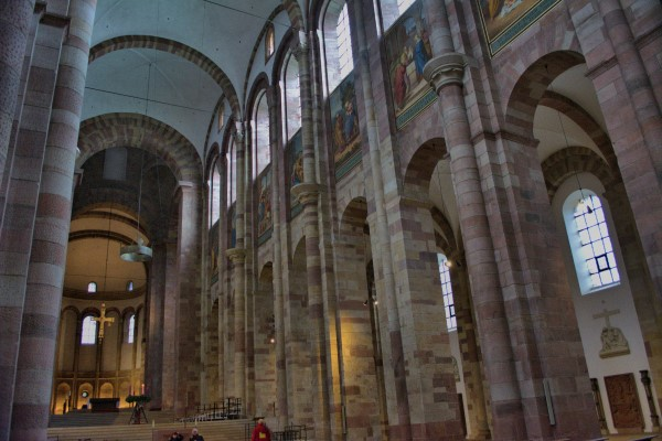 Speyer Dom innen